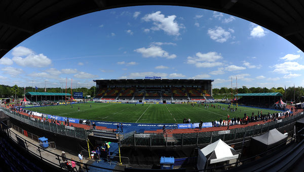 A general view of Allianz Park, Hendon