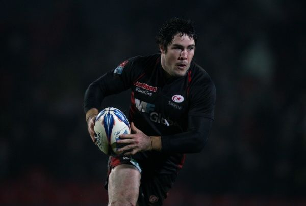 Kevin Barrett - Amlin Challenge Cup - Pool Three - Saracens v Toulon - Vicarage Road Stadium