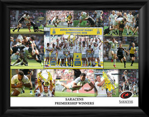 2018 Premiership Winners Montage