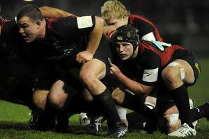 Aviva A-League - Saracens Storm v Wasps - Woollam's Playing Fields