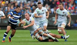 Aviva Premiership - Bath v Saracens - Recreation Ground