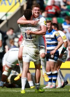 Aviva Premiership Final - Bath Rugby v Saracens - Twickenham