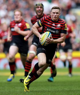 Aviva Premiership Grand Final - Saracens v Northampton Saints - Twickenham