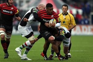 Aviva Premiership - London Saracens v London Harlequins - Allianz Park
