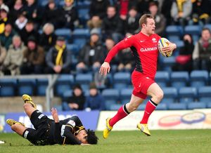 Aviva Premiership - London Wasps v Saracens - Adams Park