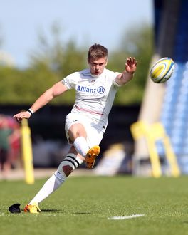 Aviva Premiership - London Welsh v Saracans - Kassam Stadium