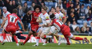 Aviva Premiership - London Welsh v Saracens - Kassam Stadium