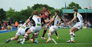 Aviva Premiership - Play-Off - Semi Final - Saracens v Harlequins - Allianz Park