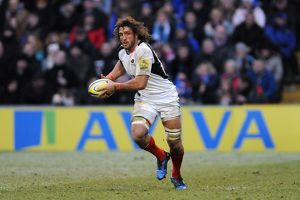 Aviva Premiership - Sale Sharks v Saracens - Edgeley Park