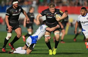 Aviva Premiership - Saracens v Bath - Allianz Park