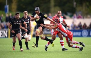 <b>Aviva Premiership - Saracens v Gloucester Rugby - Allianz Park</b><br>Selection of 6 items