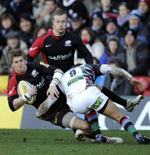 previous seasons/season 2010 11 premiership games 5 dec 2010 v harlequins vicarage road/aviva premiership saracens v harlequins vicarage
