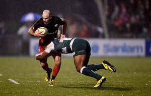 <b>Aviva Premiership - Saracens v Leicester Tigers - Allianz Park</b><br>Selection of 8 items