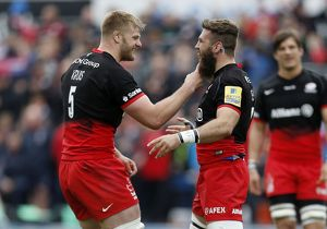 <b>Aviva Premiership - Saracens v Leicester Tigers - Semi Final - Allianz Park</b><br>Selection of 19 items