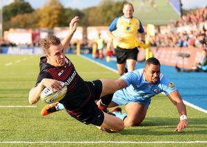 Aviva Premiership - Saracens v London Irish - Allianz Park