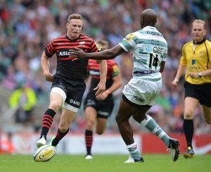 Aviva Premiership - Saracens v London Irish - Twickenham