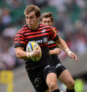 Aviva Premiership - Saracens v London Irish -Twickenham