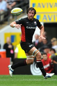 Aviva Premiership - Saracens v London Wasps - Twickenham