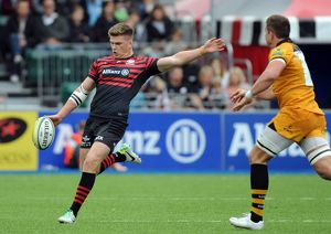 Aviva Premiership - Saracens v London Wasps - Allianz Park
