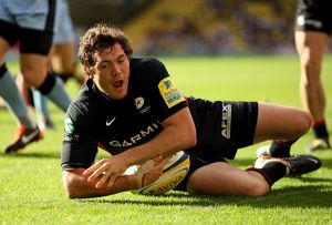 Aviva Premiership - Saracens v Newcastle Falcons - Vicarage Road