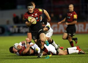 Aviva Premiership - Saracens v Newcastle Falcons - Allianz Park