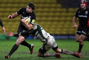 Aviva Premiership - Saracens v Northampton Saints - Vicarage Road