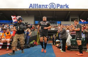 Aviva Premiership - Saracens v Sale Sharks - Allianz Park