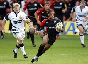 Aviva Premiership - Saracens v Sale Sharks - Vicarage Road