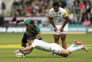 Aviva Premiership - Semi Final - Northampton Saints v Saracens - Franklins Gardens