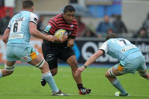 Aviva Premiership - Semi-Final - Saracens v Northampton Saints - Allianz Park
