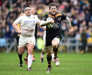 <b>Aviva Premiership - Wasps v Saracens - Ricoh Arena</b><br>Selection of 11 items