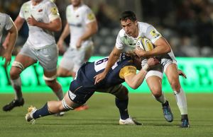 <b>Aviva Premiership - Worcester v Saracens - Sixways Stadium</b><br>Selection of 5 items