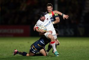 Aviva Premiership - Worcester Warriors v Saracens - Sixways Stadium