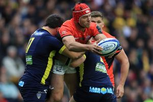 European Champions Cup - Final - ASM Clermont v Saracens - BT Murrayfield