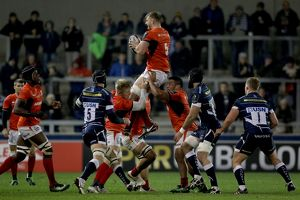European Champions Cup - Pool Three - Sale Sharks v Saracens - AJ Bell Stadium