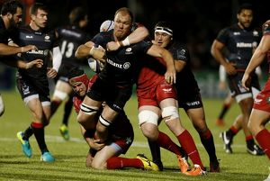 European Champions Cup - Pool Three - Saracens v Scarlets - Allianz Park