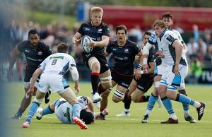 European Champions Cup - Quarter-Final - Saracens v Glasgow Warriors - Allianz Park