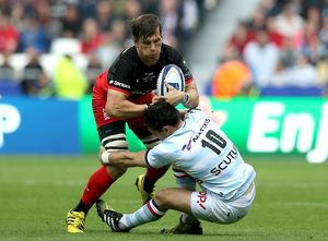 <b>European Champions Cup - Racing 92 v Saracens - Final - Parc Olympique Lyonnais</b><br>Selection of 19 items