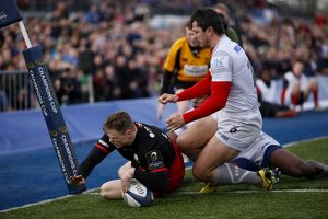<b>European Champions Cup - Saracens v Oyonnax - Allianz Park</b><br>Selection of 15 items