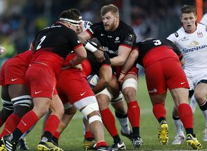 European Champions Cup - Saracens v Ulster Rugby - Pool One - Allianz Park