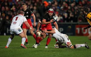 <b>European Champions Cup - Ulster v Saracens - Pool 1 - Kingspan Stadium</b><br>Selection of 9 items