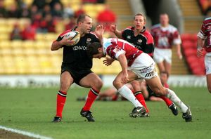 European Cup - Pool Four - Saracens v Colomiers
