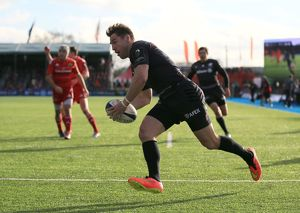 <b>European Rugby Champions Cup - Pool 1 - Saracens v Munster Rugby - Allianz Park</b><br>Selection of 9 items