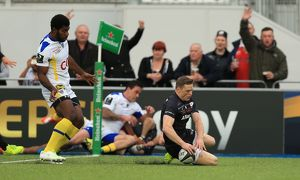 <b>European Rugby Champions Cup - Saracens v Clermont Auvergne - Allianz Park</b><br>Selection of 8 items