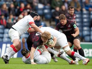Heineken Cup - Pool 1 - Edinburgh v Saracens - Murrayfield