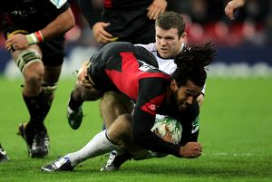 <b>Heineken Cup - Saracens v Leinster</b><br>Selection of 37 items