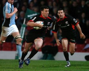 Heineken Cup - Pool 4 - Saracens v Glasgow Warriors - Vicarage Road