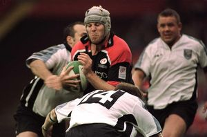 Heineken Cup - Pool Three - Saracens v Cardiff
