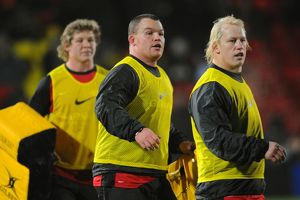Heineken Cup - Pool Two - Saracens v Clermont Auvergne - Vicarage Road