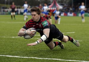 Heineken Cup - Pool Three - Saracens v Connacht Rugby - Barnet Copthall